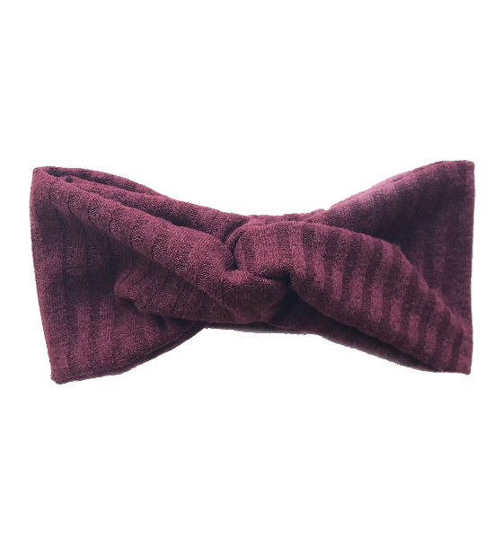 Knitted Bordeaux
